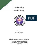 Materi Elemen Mesin 1.pdf