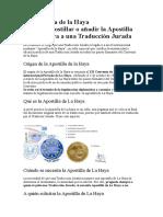 Aspectos Técnicos, Financieros y Jurídicos - 2011