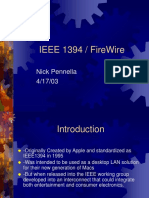 Firewire Presentation