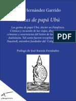 Gestas de Papá Ubú, por Raúl Hernández Garrido