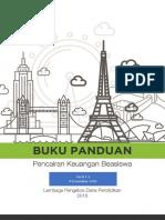 Buku Panduan LPDP Desember 2016