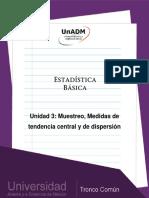 Unidad 3. Muestreo, medidas de tendencia central y de dispersi�n.pdf