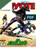 14 -El Coyote - El Esclavo