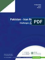 Pakistan Iran Roundtable