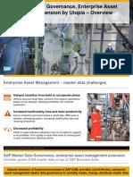 SAP Master Data Governance, Enterprise Asset Management Extension by Utopia