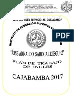 Silabo de Tics III Inglés