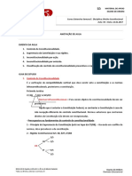 Direito Constitucional (Controle de Constitucionalidade - Parte I) - Aula 03