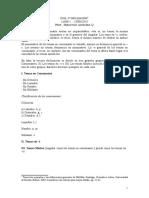Guía 3º Declinación Latín 1