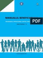Manualul Beneficiarului POCU Sept 2018 (2)