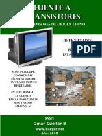 Guía Ilustrada Para Diagnóstico y Reparación de Fuente Chinas a Transistores