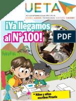 Pirueta Edición 100