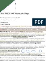 Metapsicologia | TODO EXPLICADO