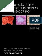 Patología de Los Tumores Del Pancreas Endocrino