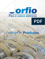 Catalogo de Produtos CORFIO 2015