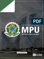 Legislação Aplicada Ao Ministério Público Da União – Mpu 2017