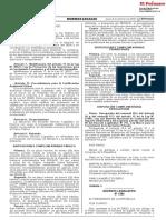 Decreto Legislativo que modifica la Ley del Impuesto General a las Ventas e Impuesto Selectivo al Consumo el Decreto Legislativo N° 940 y la Ley Nº 28211