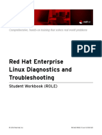 RH342 - Red Hat Enterprise Linux Diagnostics and Troubleshooting