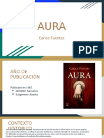 Análisis Aura - Literatura