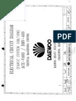 Daewoo Dmv-400 Electric Diagram