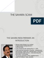 The Sahara Scam