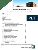 LISTADO Paginas Web 2013