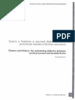 Teatro e história