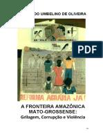 A Fronteira Amazônica Mato Grossense