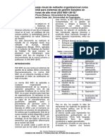 Lenguaje Visual de Rediseño en ISO 9001-2015