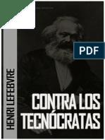 Contra Los Tecnócratas - Henri Lefebvre