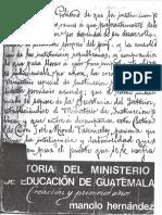 Historia.pdf MINISTERIO DE EDUCACIÓN