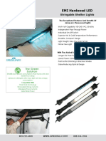 Brochure LED Shelter Lights