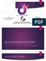 sugar factory introduction