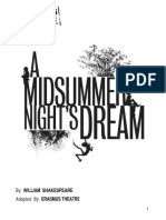 A Midsummer Night%27s Dream Script 2019 Double Version