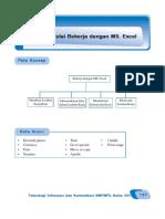 TIK Kelas 8. Bab 7. Mulai Bekerja dengan MS. Excel.pdf