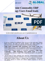 Triple Point Commodity ERP Technology Users Email leads.pptx