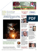 """Verde_ a Cor Nova Do Comunismo_ Liturgia Esotérica Para Cultuar a Divindade Dos Abismos Da """"Mãe Terra"""""""