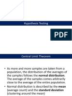 4.Hypothesis Testing