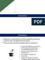 5.Estimation