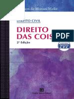Cleyson de Moraes Mello - Direito Civil - Direito das Coisas - 2017 (Pdf).pdf