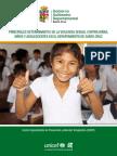 GADSZ - UNICEF - Principales Determinantes de La Violencia Sexual Contra NNA en El Departamento de Santa Cruz