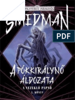 01.a Pókkirálynő Áldozata - Lisa Smedman
