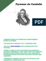 A.P.De Candolle