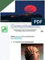 Psicología de La Comunicación Bases PDF
