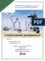 Informe 3 Coeficiente Adiabatico