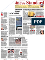 Business Standard 31th Aug