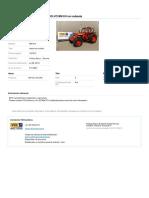 Maquinaria Agricola Tractor de RuedasVOLVO BM 814 (1)