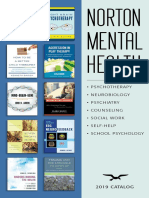2019 Norton Mental Health Catalog