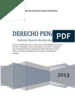 [Bolivia] Derecho Penal (UTC)
