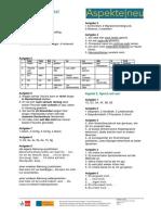 Lernfortschrittstest Aspekte neu B2