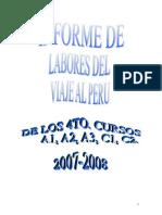 Informe Peru Decano